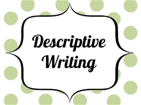 english descriptive essay- The Match - Marked by Teachers